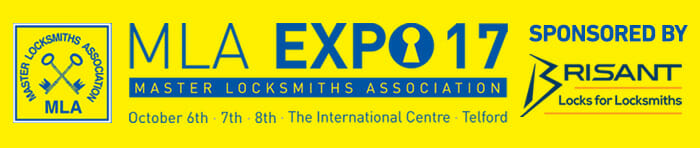 MLA Expo 2017 - Locksmith Security Exhibition image
