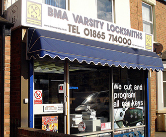BMA Varsity Locksmith Shop