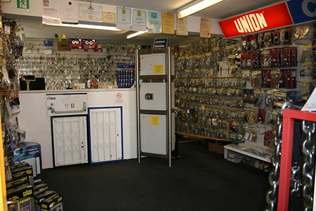 Basingstoke Locksmith Shop