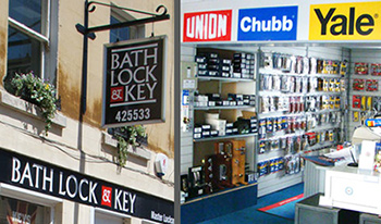 Locksmith Shop in Bath