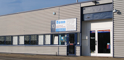 Benn Lock Safe Shop Benn Lock & Safe   Peterborough Locksmiths