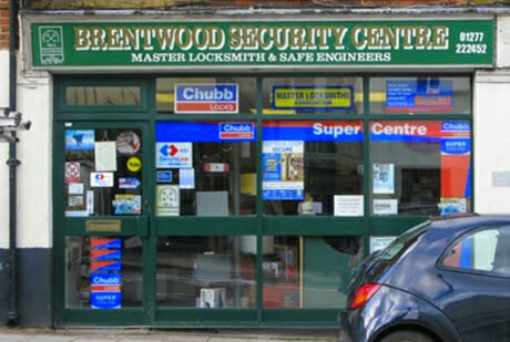 Brentwood Security Centre - Locksmith Shop