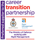 CTP Career Transition Partnership Logo