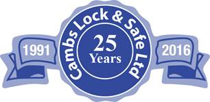 Cambs Lock and Safe Anniversary Image