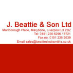 J Beattie & Sons Ltd – Liverpool Locksmiths