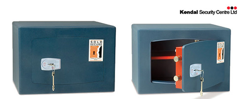 Safes from Kendal Security Centre