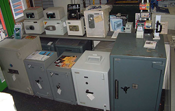Security Safes from Ledsham Security Image