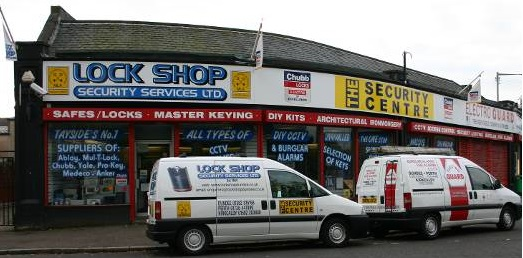 Lock Shop and Security Services Locksmith Shop