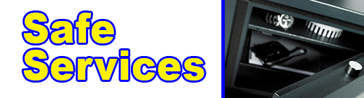 Lock Stock Safe Services Banner
