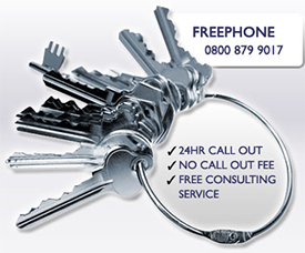 Locksmith Services of Grimsby - Call Out Image