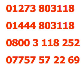 Phone numbers for emergency locksmith service