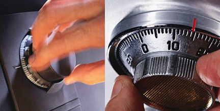 Images of dial safes
