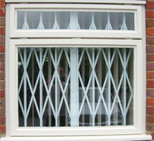 Image of Security Grill for Window