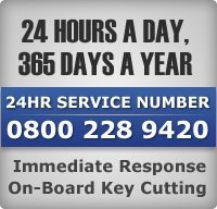 Principal Security 24 Hour Emergency Locksmith Logo