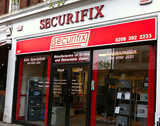 Securifx Locksmith Shop