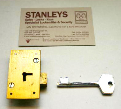 Stanleys Locksmith Southport Key Lock Stanleys Security Ltd   Southport Locksmiths
