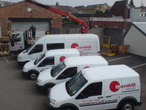 Thornhill Security Vans - Kingswood Locksmiths
