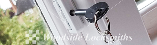 Woodside Park Locksmith Services Banner