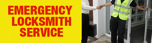 Emergency Locksmith banner