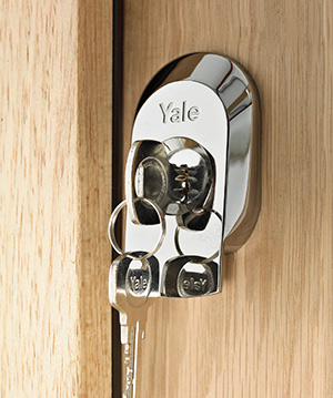 Cathedral lock safe services ltd locksmith in crook co for Door yale lock