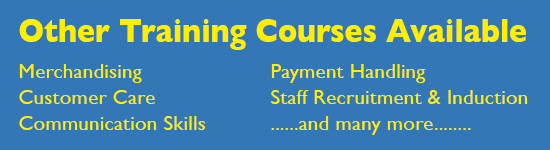 Other Training Course Banner