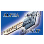 Alpha Locks Ruislip – Locksmiths in Ruislip