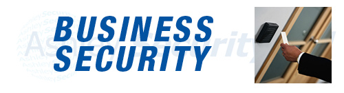 Business Security Banner for Ashley Security