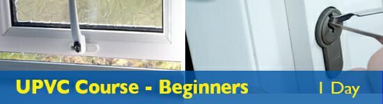 UPVC Door and Window Locksmith Training Course image