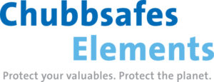 Chubbs Safes Elements Logo