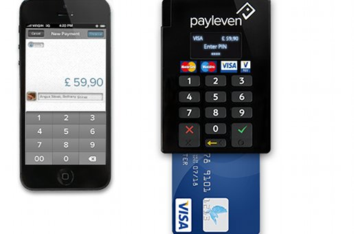 Payleven Chip and Pin Device