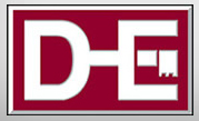 D and E Architectural Hardware LTD company logo
