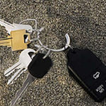 Lost Car Keys Image