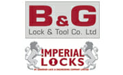 Guardian Lock and Engineering / B & G Lock & Tool logos