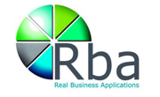 Real Business Applications Logo