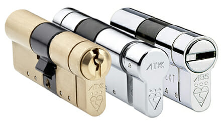 Avocet ABS and ATK Diamond Grade Anti Snap Lock Cylinders image