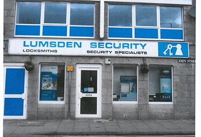 Lumsden Security Shop image