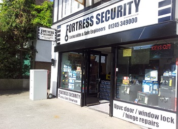 Fortress Security Chelmsford Locksmith Shop