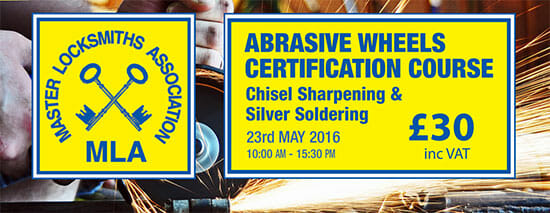 Abrasive Wheel Certification Course image