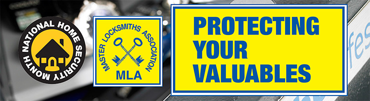 Protecting  Your Valuables Week banner image
