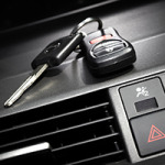 Image of remote car key
