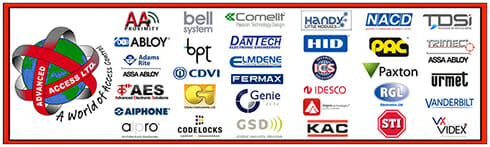 Advanced Access - Access Control systems banner image
