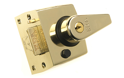 Image of a ERA Double Locking Nightwatch British Standard BS3621