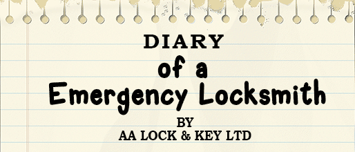 diary-of-a-emergency-locksmith - AA-lock-and-key-ltd