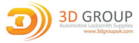 3D Group Large Logo image