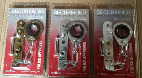 Secure Ring - door security chain product image