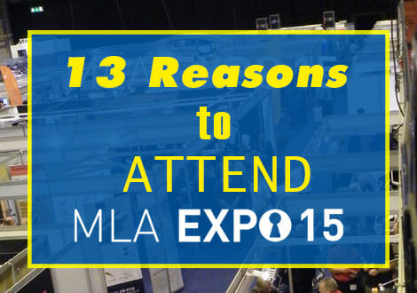 13 Reasons to attend MLA Expo 2015 image