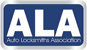 ALA - Auto Locksmiths Association large logo image