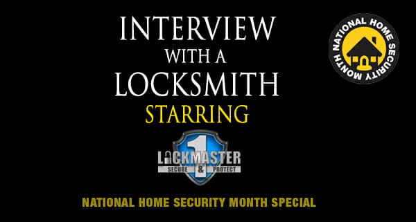 Interview with a Locksmith - Lockmaster 1 image