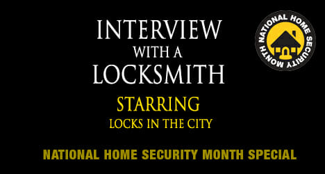 Interview with a locksmith - Locks in the city image