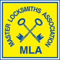 Master Locksmiths Association small logo image